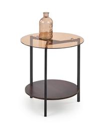 Halmar Girona Coffee Table Walnut/Black