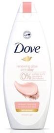 Dove Pink Clay Shower Gel 500ml