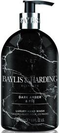 Baylis & Harding Elements Hand Wash 500ml Dark Amber/Fig