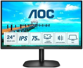 "Monitors AOC 24B2XD, 23.8"", 4 ms"