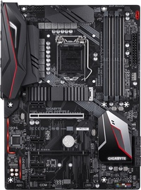 Mātesplate Gigabyte Z390 Gaming X