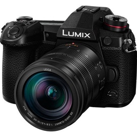 Panasonic LUMIX DC-G9 +12-60mm Lens