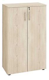 DaVita Alfa 64.64 Office Cabinet Kronberg Oak