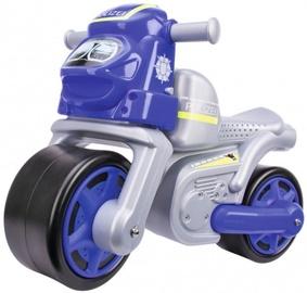 Velosipēds BIG Police Bike Blue/Grey