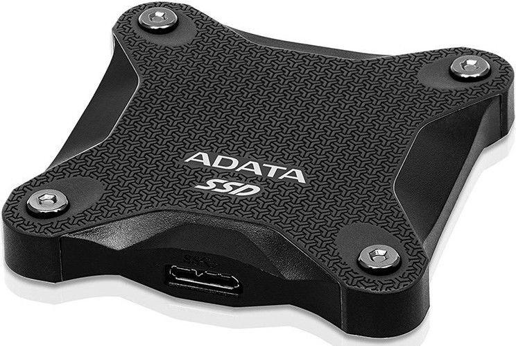 ADATA SD600Q 960GB USB 3.1 External SSD Black