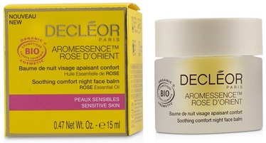 Decleor Organic Rose Damascena Night Balm 15ml
