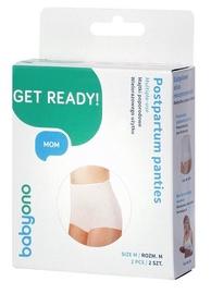 Grūtnieču biksītes BabyOno Postpartum Multiple Use Mesh Panties M 2pcs