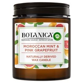 Свеча Air Wick Botanica Moroccan Mint & Pink Grapefruit, 40 час