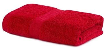 Dvielis DecoKing Marina, sarkana, 100 cm x 50 cm