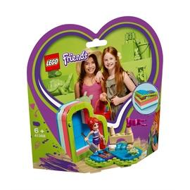 Konstruktors Lego Friends Mia's Summer Heart Box 41388