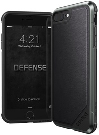 X-Doria Defence Lux Case For Apple iPhone 7 Plus/8 Plus Black