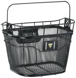 Topeak Front Basket Black T-TB2001