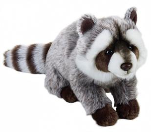 Mīkstā rotaļlieta Dante National Geographic Raccoon, 24 cm