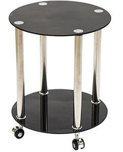 Kafijas galdiņš Verners Fred Brown, 400x400x500 mm