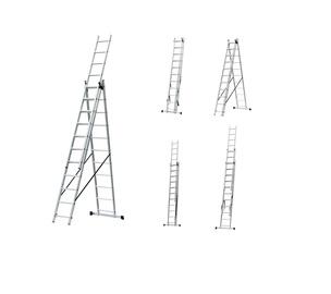 Kāpnes Haushalt BL-E311, 3 x 11 pak