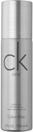 Дезодорант Calvin Klein CK One Unisex Spray, 150 мл