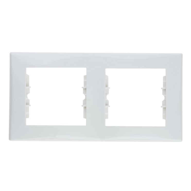 Schneider Electric Sedne Two Way Frame SDN5800423 Beige