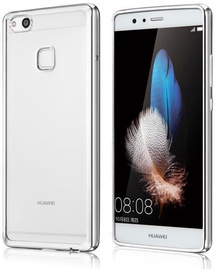 Hurtel Metalic Slim Back Case For Huawei P10 Lite Silver