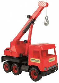 Wader Middle Truck Crane Red 32112