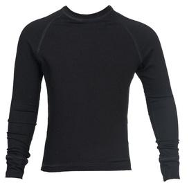 Bars Thermo Shirt Black 13 128cm