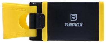 Remax Universal Car/Bike Steering Wheel Holder Black/Yellow