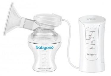 Молокоотсос BabyOno 300 Natural, электрические