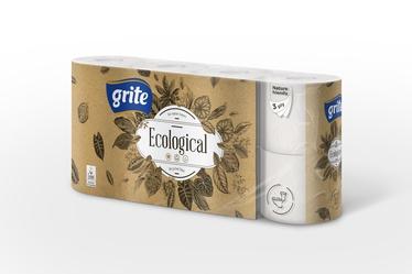 Grite Ecological Toilet Paper 14m 8pcs White
