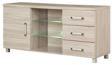 ТВ стол Bodzio Amadis A36, песочный, 1380x430x660 мм