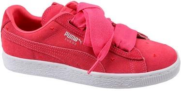 Sporta kurpes Puma Suede Heart Kids Shoes 365135-01 Pink 38.5