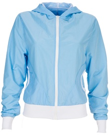 Bars Womens Jacket Light Blue/White 157 L