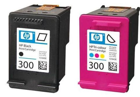 HP NO 300 Combo Pack