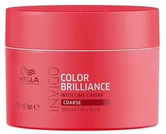 Маска для волос Wella Professionals Invigo Color Brilliance Vibrant Color Mask Coarse Hair, 150 мл