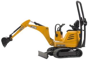 Bruder JCB Micro Excavator 8010 CTS 62003