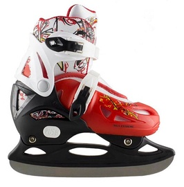 Nils Extreme NH0320 4 in 1 Red 31-34