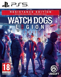Игра для PlayStation 5 (PS5) Ubisoft Watch Dogs Legion