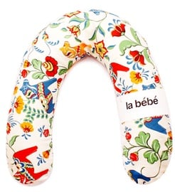 La Bebe Cotton Nursing Maternity Pillow Rich Swedish Color Dala Horse