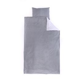 Комплект постельного белья Domoletti, серый, 140x200