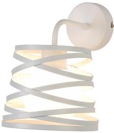 Candellux Akita 1 28W G9 Wall Lamp White