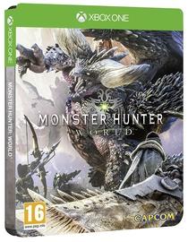 Monster Hunter: World Steelbook Edition Xbox One