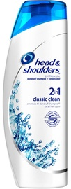 Šampūns Head&Shoulders Classic Clean 2in1, 400 ml