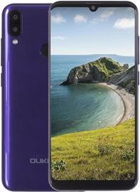 OukiTel C16 Dual Purple