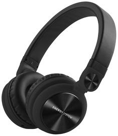 Austiņas Energy Sistem Headphones DJ2 Black