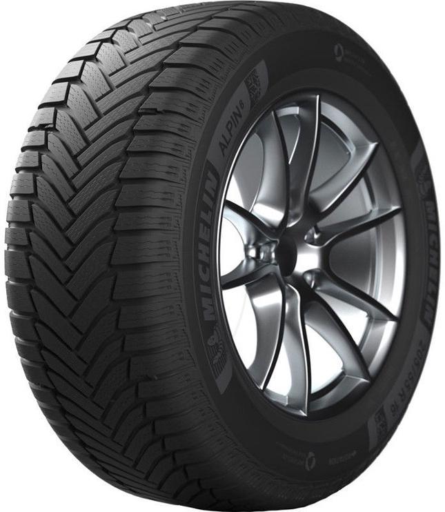 Зимняя шина Michelin Alpin6, 225/55 Р16 99 H XL C B 69