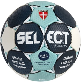 Select Solera Mini Handball 11602 Blue