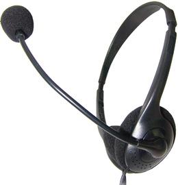 Наушники Logilink HS000036 Black