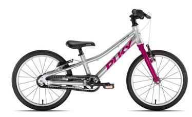 Bērnu velosipēds Puky LS-PRO 18-1 Silver/Pink