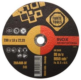 Пильный диск CUTTING BLADE 230X1,8X22,23 MMFORTE TOO