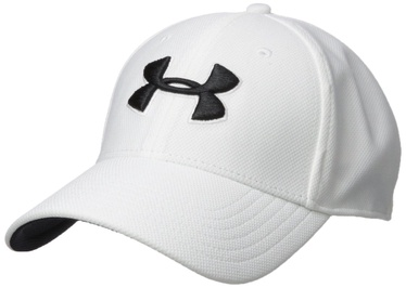 Under Armour Cap Men's Blitzing 3.0 1305036-100 White M/L