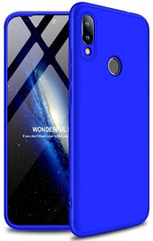 GKK 360 Protection Case For Xiaomi Redmi 7 Blue