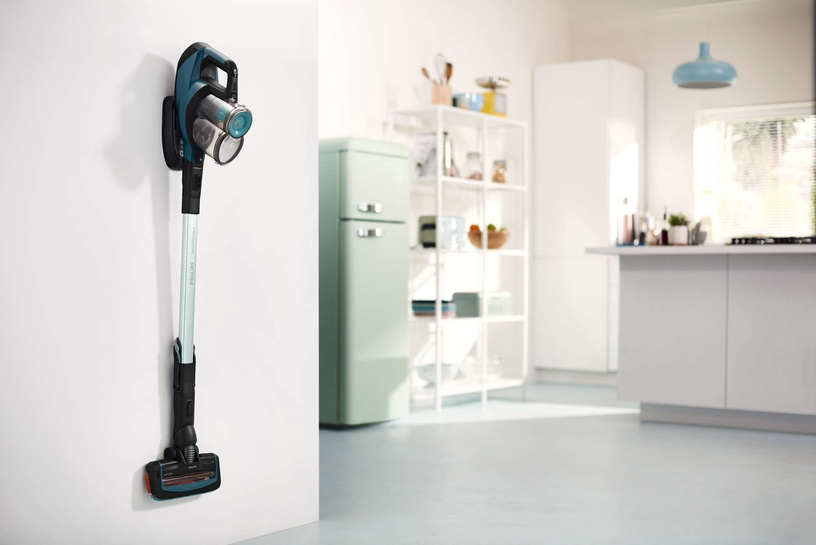 Philips Cordless Stick Vacuum Cleaner SpeedPro Aqua FC6728/01